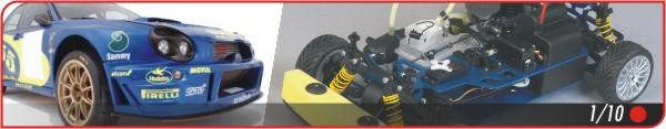 Tienda de coches radio control gasolina y eléctrico a escala 1/10