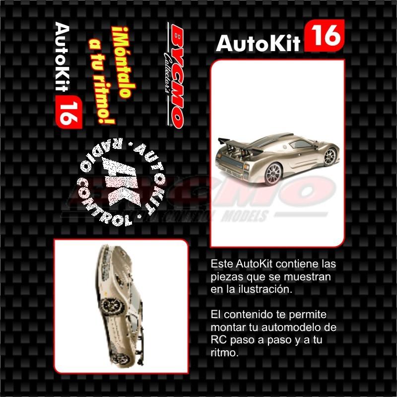 AutoKit 1/7 N.17 GT-2010