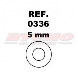 ARANDELA 5mm. (12u) [RF.0336]