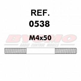 ESPARRAGO M4x50 (2ud.)