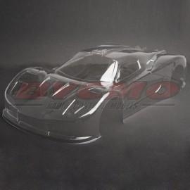 CARROCERIA GT-2008 1/7 (TRANSPARENTE) (1ud.)