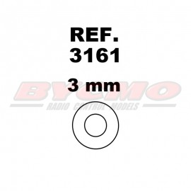ARANDELA 3mm. (12u) [RF.3161]