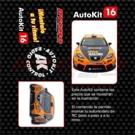 AutoKit 1/7 N.17 LEON SUPER COPA O. NOGUES