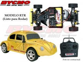 BEETLE ELÉCTRICO 2WD AMARILLO RTR