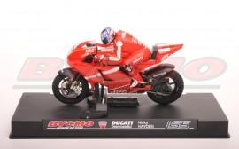 MOTO BYCSLOT DUCATI MOTO-GP 09 HAYDEN (SIN MANDO)