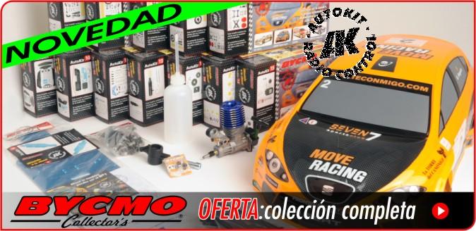 PROMOCION: BYCMO Collector's: Coleccionables RC de Bycmo