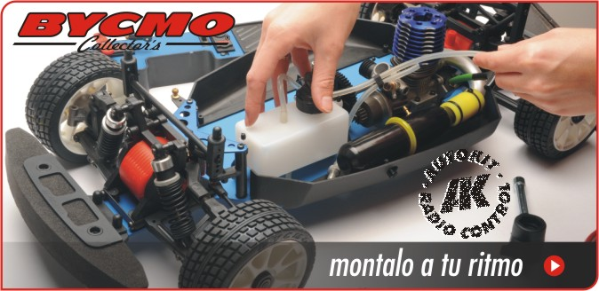 BYCMO Collector's: RC kits de Bycmo